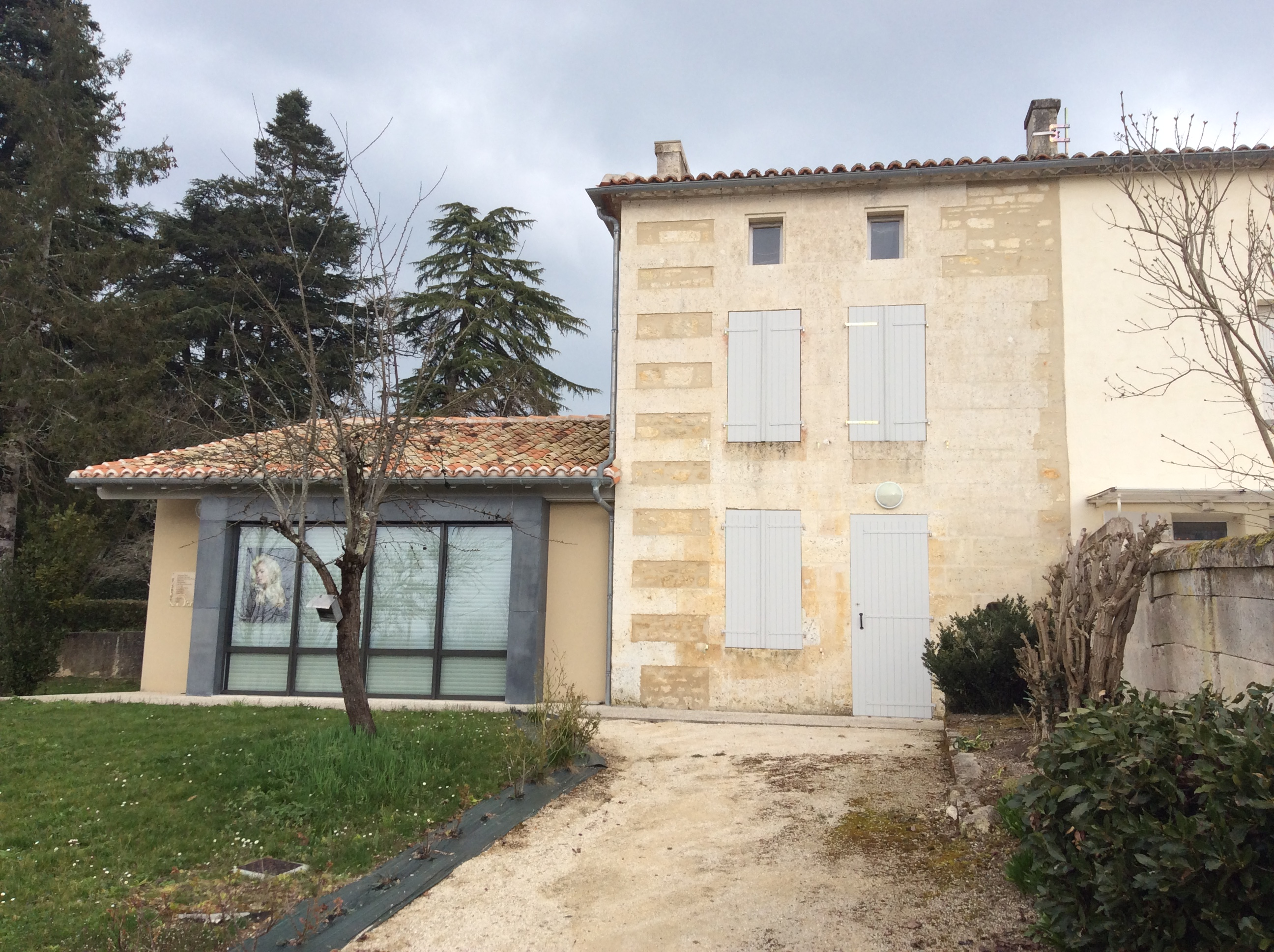 renovation maison charentaise